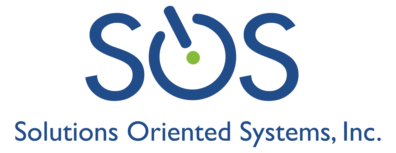 Solutions Oriented Systems, Inc.